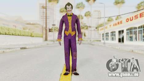 Batman Arkham Knight - Joker pour GTA San Andreas deuxième écran