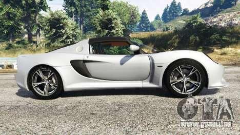 GTA 5 Lotus Exige V6 Cup linke Seitenansicht