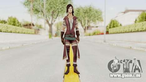Assassins Creed Brotherhood - Courtesan pour GTA San Andreas deuxième écran