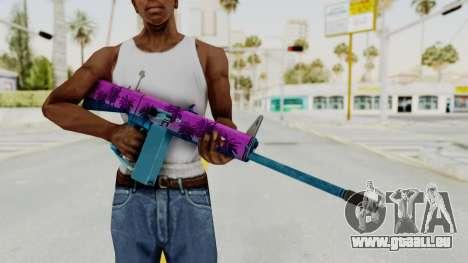Vice AA-12 pour GTA San Andreas troisième écran