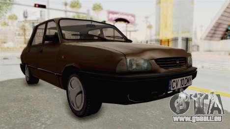 Dacia 1310 Berlina 2001 Stock pour GTA San Andreas vue de droite