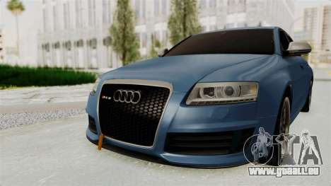 Audi RS6 für GTA San Andreas
