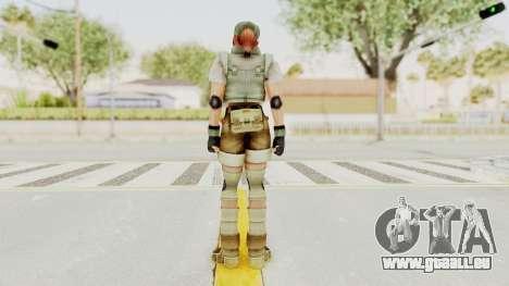 KOF Maximum Impact - Fiolina Germi für GTA San Andreas dritten Screenshot