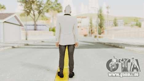 GTA Online Skin Random 11 pour GTA San Andreas troisième écran