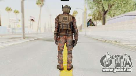 COD Black Ops 2 Cuban PMC 1 für GTA San Andreas dritten Screenshot