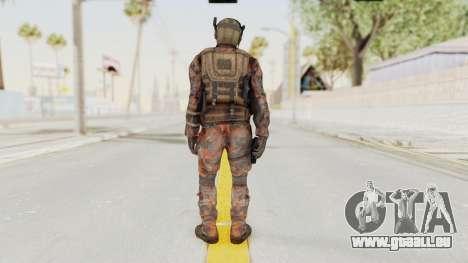 COD Black Ops 2 Cuban PMC 1 für GTA San Andreas dritten Screenshot