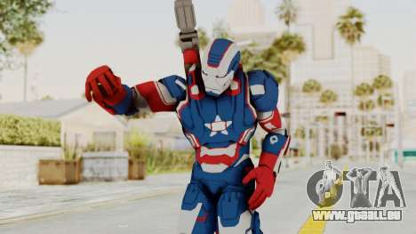 Marvel Heroes - Iron Patriot pour GTA San Andreas