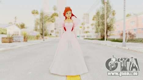 Ariel New Outfit v1 für GTA San Andreas zweiten Screenshot