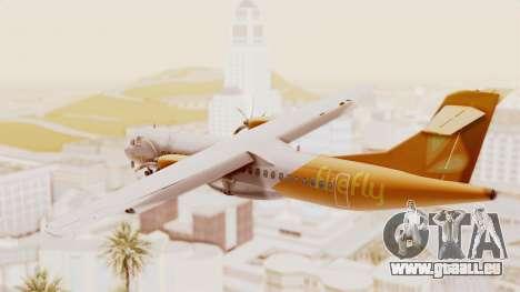ATR 72-500 Firefly Airlines für GTA San Andreas linke Ansicht