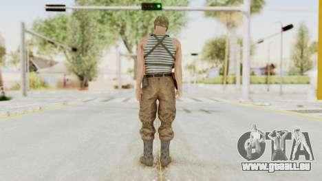MGSV The Phantom Pain Soviet Union Tanktop v2 für GTA San Andreas dritten Screenshot
