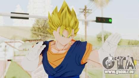 Dragon Ball Xenoverse Vegito SSJ für GTA San Andreas