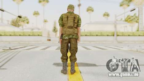 MGSV The Phantom Pain Soviet Union No Sleeve v2 für GTA San Andreas dritten Screenshot