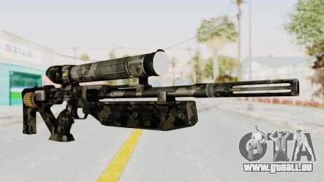 VC32 Sniper Rifle pour GTA San Andreas