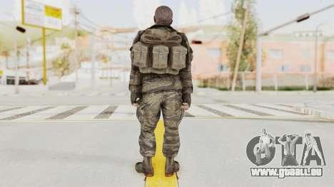 COD BO SOG Mason v1 pour GTA San Andreas troisième écran