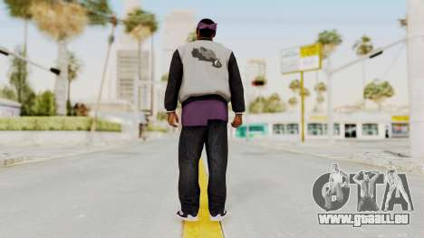 GTA 5 Ballas 2 für GTA San Andreas dritten Screenshot