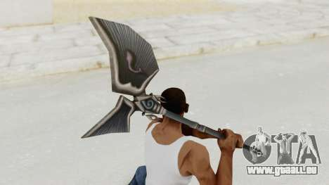 Ei Of The Water Weapon pour GTA San Andreas