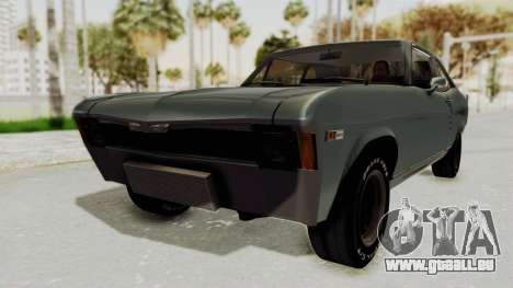 Chevrolet Nova 1969 StreetStyle pour GTA San Andreas