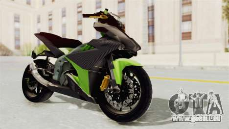Yamaha MX King 150 Modif 250 GP für GTA San Andreas