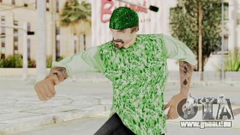Psycho Brother 2 pour GTA San Andreas