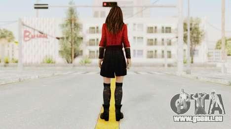 Captain America Civil War - Scarlet pour GTA San Andreas troisième écran
