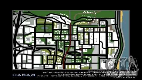 San Andreas Multiplayer Graffiti für GTA San Andreas her Screenshot