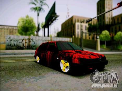 2109 Agressif pour GTA San Andreas