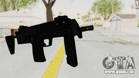 MP7 für GTA San Andreas zweiten Screenshot