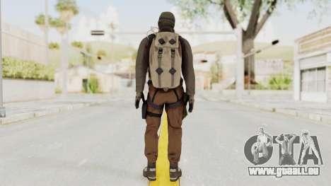 Battlefiled Hardline Professional Crime für GTA San Andreas dritten Screenshot