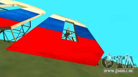 New Vinewood Russia pour GTA San Andreas troisième écran