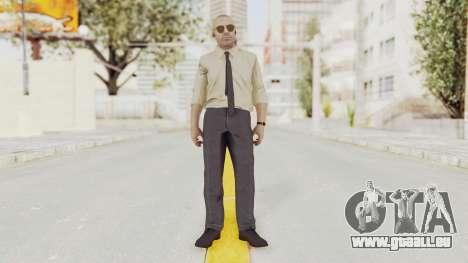 COD BO Hudson Pentagon pour GTA San Andreas deuxième écran