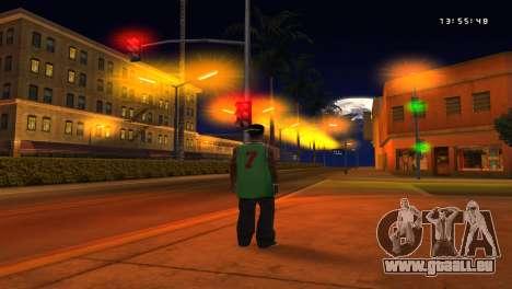 Colormod Easy Life by roBB1x für GTA San Andreas dritten Screenshot