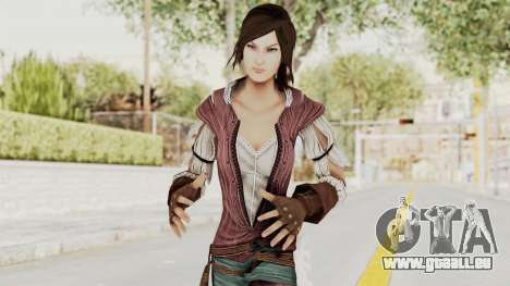 Assassins Creed Brotherhood - Courtesan pour GTA San Andreas
