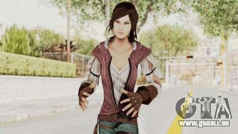 Assassins Creed Brotherhood - Courtesan pour GTA San Andreas