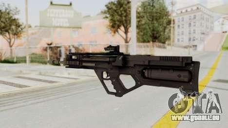 Integrated Munitions Rifle Black für GTA San Andreas zweiten Screenshot