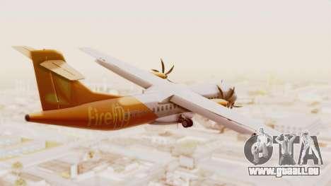 ATR 72-500 Firefly Airlines für GTA San Andreas rechten Ansicht