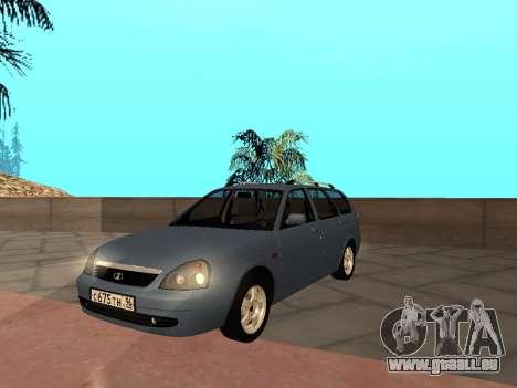 Lada Priora IVF pour GTA San Andreas