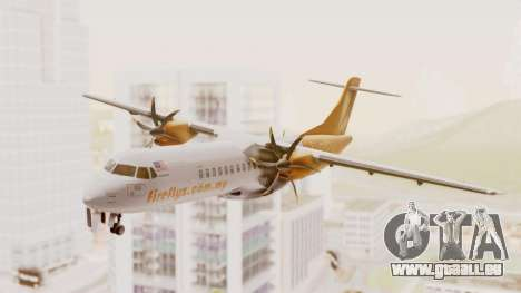 ATR 72-500 Firefly Airlines pour GTA San Andreas