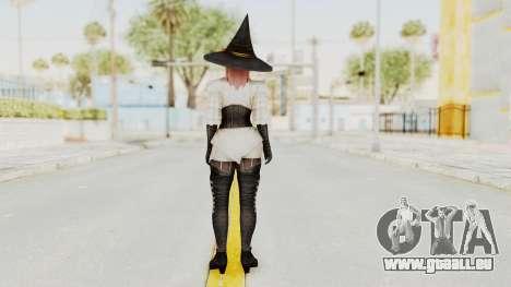Dead Or Alive 5 LR - Honoka Deception DLC pour GTA San Andreas troisième écran