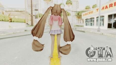Rin Kokonoe - Kodomo No Jikan pour GTA San Andreas troisième écran
