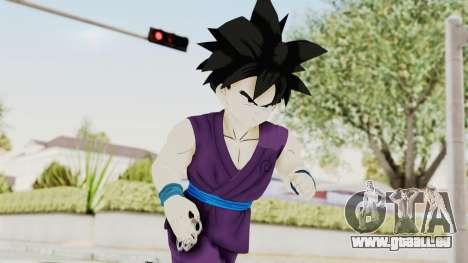 Dragon Ball Xenoverse Gohan Teen DBS SJ v1 pour GTA San Andreas