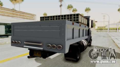 Chevrolet G30 für GTA San Andreas linke Ansicht