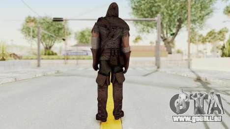 Assassins Creed Brotherhood - Executioner pour GTA San Andreas troisième écran