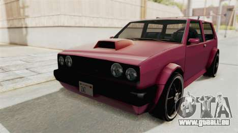 New Club Modification pour GTA San Andreas