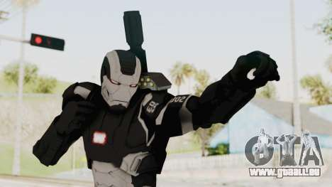 Captain America Civil War - War Machine pour GTA San Andreas