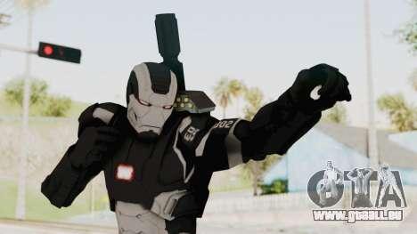 Captain America Civil War - War Machine für GTA San Andreas
