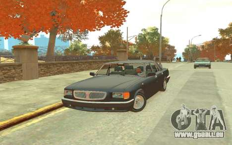GAZ 3110 pour GTA 4