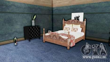 CJs House New Interior für GTA San Andreas dritten Screenshot