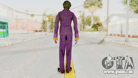 Batman Arkham Knight - Joker für GTA San Andreas dritten Screenshot