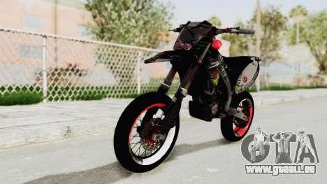 Kawasaki KLX 150S Supermoto für GTA San Andreas