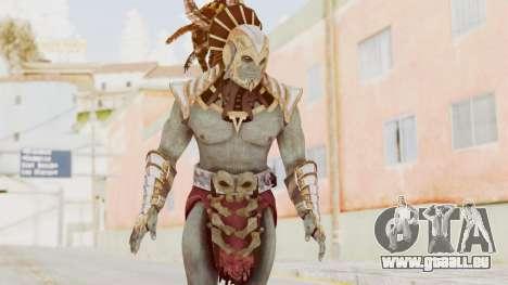 Mortal Kombat X - Kotal Kahn für GTA San Andreas